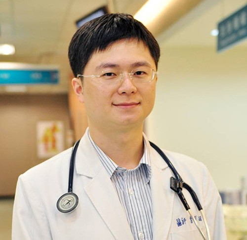 曾羽田 Yu-Tien Tzeng